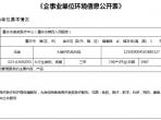重庆市急救医疗中心环境信息公示表