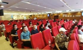 """""""老年合理用药培训班""""在重庆市急救医疗中心顺利举行"""
